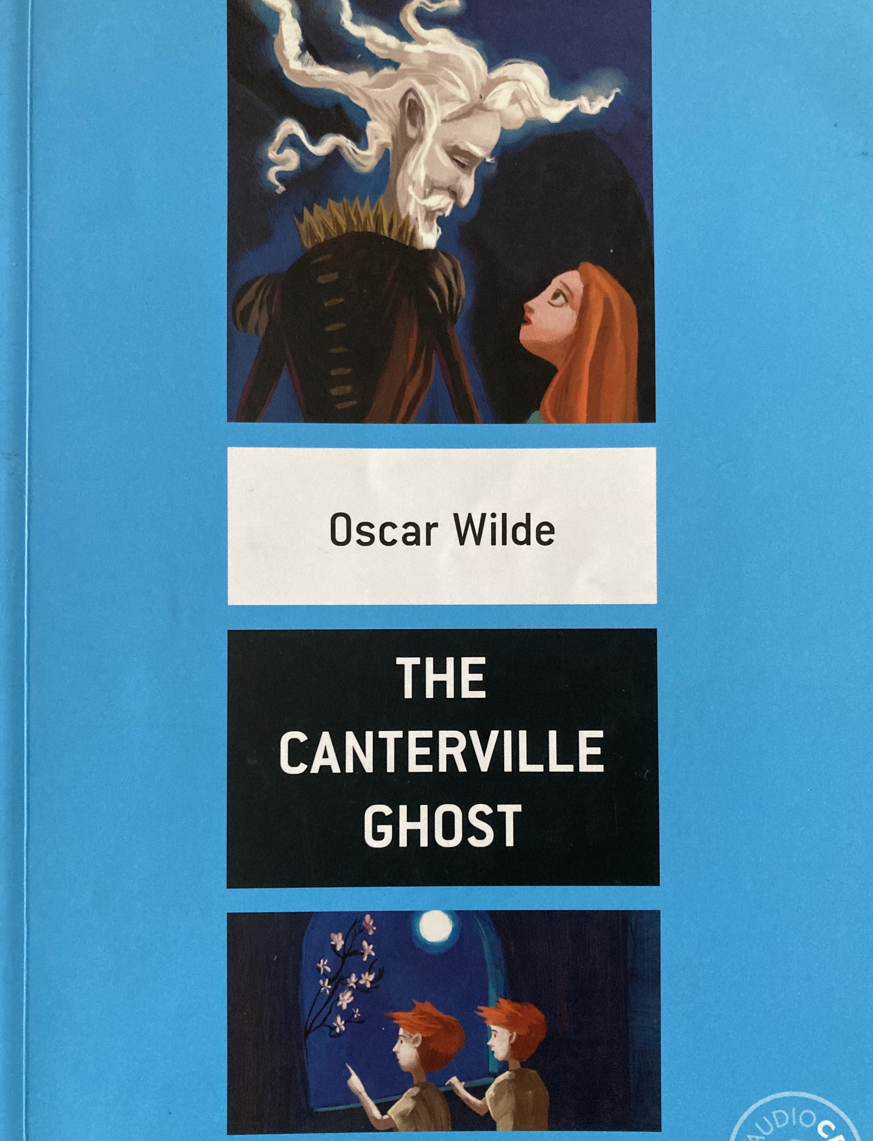 The Canterville Ghost - Oscar Wilde - B1.2